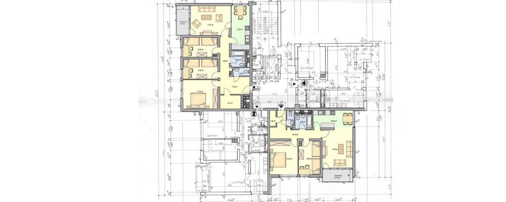 Digitalization design floor plans D-Plan Professional