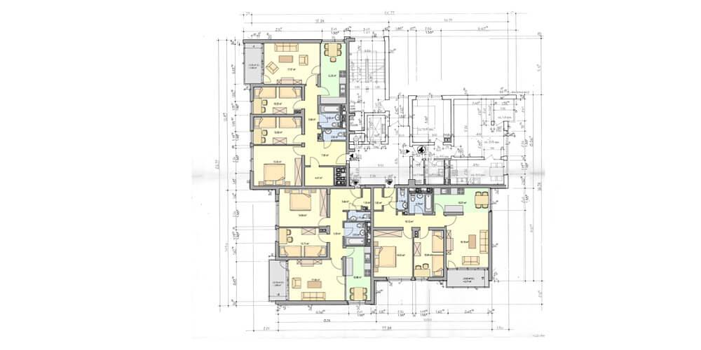 Digitalization design floor plans D-Plan Professional