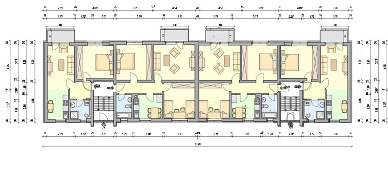 digitization floor plans